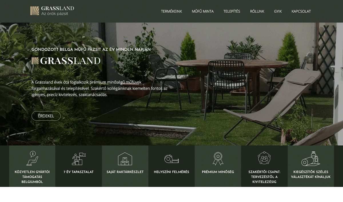 Grassland-premium-kepernyokep