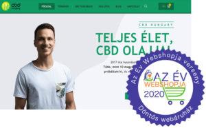 az-ev-webshopja-dontos-webaruhaz-cbd-olaj-otletiroda