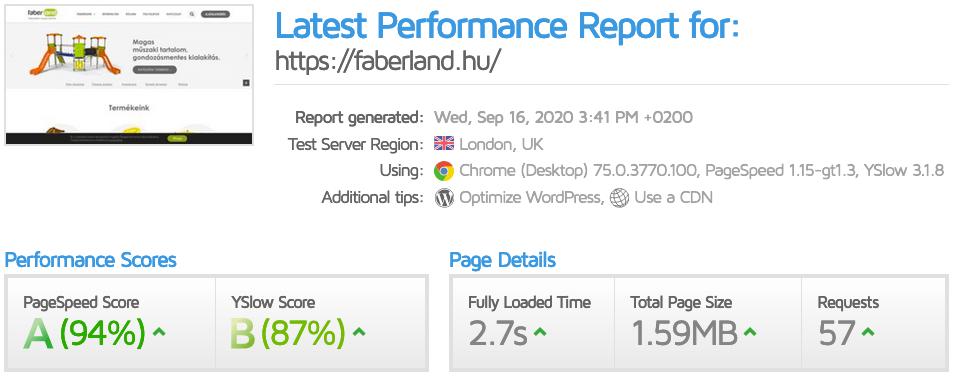 faberland-gyors-weboldal-vps